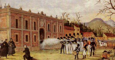 La dura ejecución y muerte de Morelos