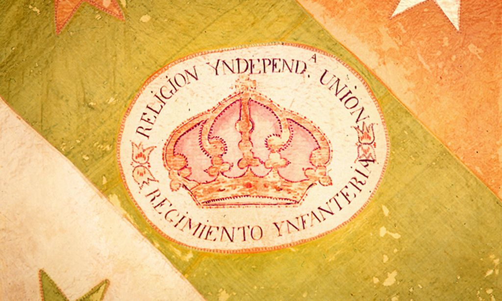 El Plan de Iguala de Agustín de Iturbide