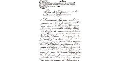 Texto del Plan de Iguala del 24 de febrero de 1821