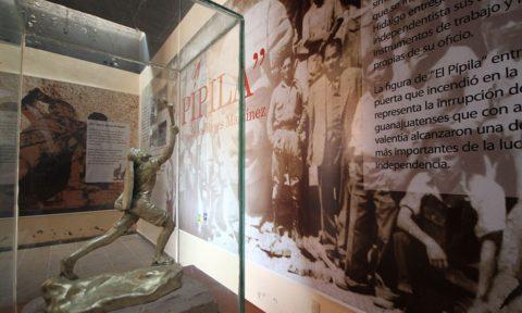 Museo conmemorativo del Pípila.