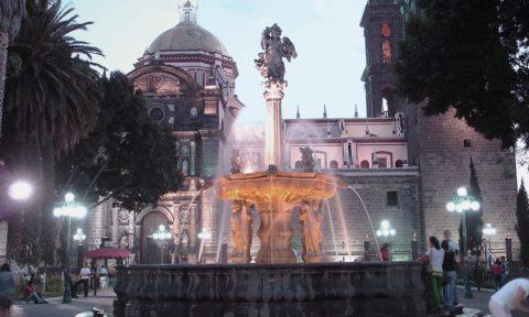 La histórica y heroica ciudad de Puebla