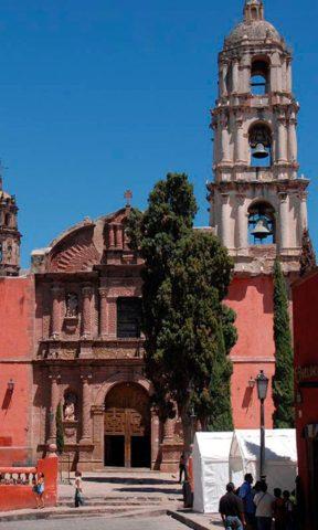 Oratorio San Felipe Neri en San Miguel de Allende