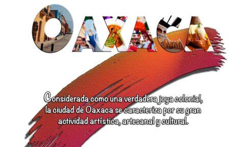 Ciudad de Oaxaca, la joya colonial de México