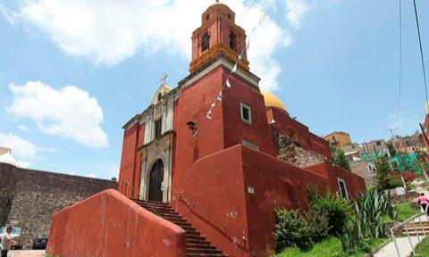 Templos en Guanajuato: San Javier