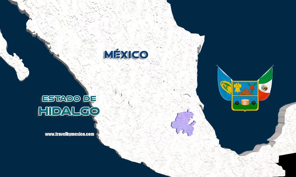 Estado De Hidalgo En La Republica Mexicana Mexico Real