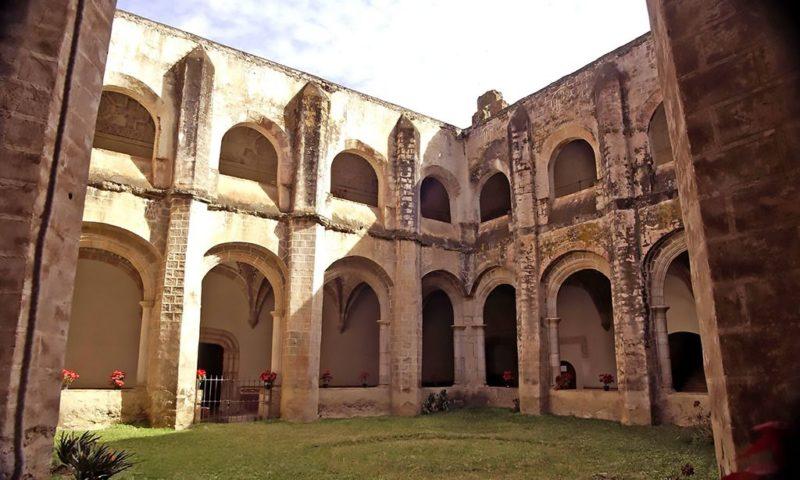 Ruta de los Conventos: Tlayacapan