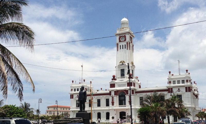 El Faro del Puerto de Veracruz