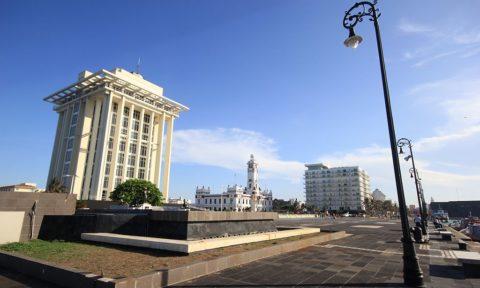 El Puerto de Veracruz: histórico y festivo