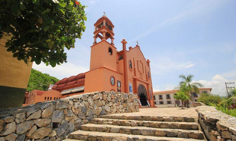 Crucesita en Bahías de Huatulco
