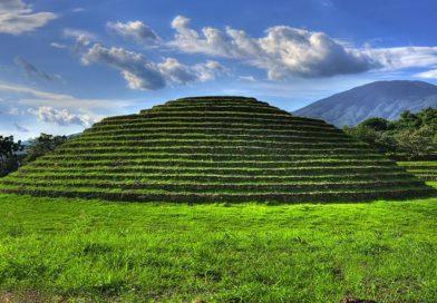 Guachimontones: Las pirámides de Teuchitlán.
