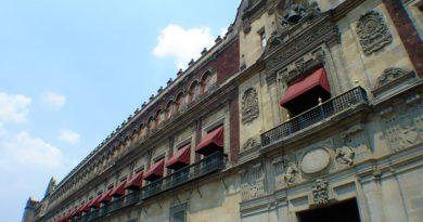 Palacio Nacional, el símbolo más reconocido del gobierno mexicano.