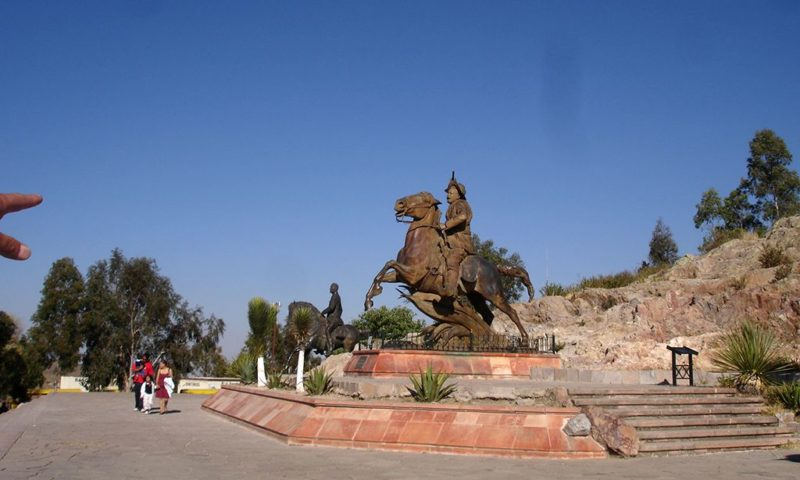 El Cerro de la Bufa: monumento a Francisco Villla