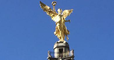 Columna de la Independencia y El Ángel (2)