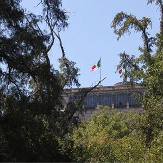 Castillo de Chapultepec en la CDMX