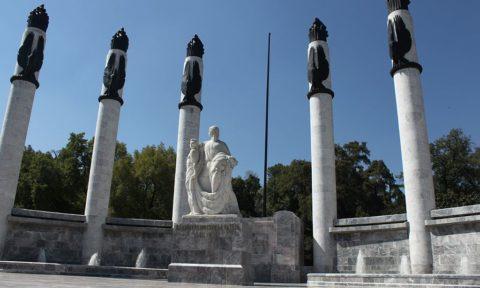 Monumento a los Niños Héroes, un ícono de la historia