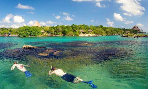 Xel-Há, una maravilla natural que los mayas nos heredaron.