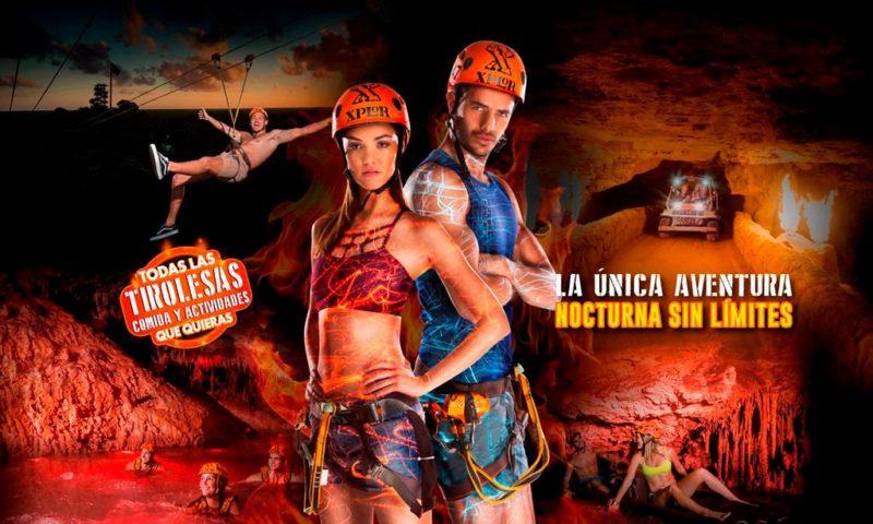 Xplor: la Riviera Maya para los más atrevidos.