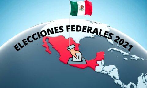 Elecciones Federales 2021 en México.