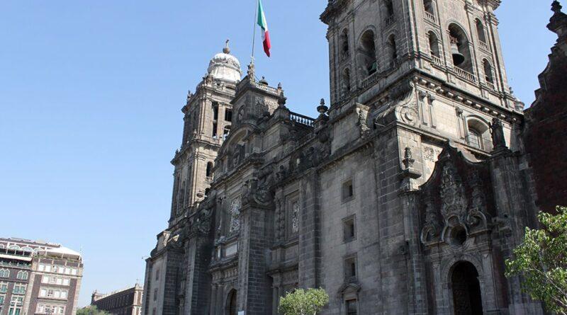 Catedral Metropolitana, la más grande de Latinoamérica