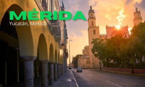 Mérida: Una ciudad preciosa a donde quiera que mires