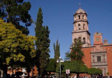 Ciudad y estado de Querétaro, México