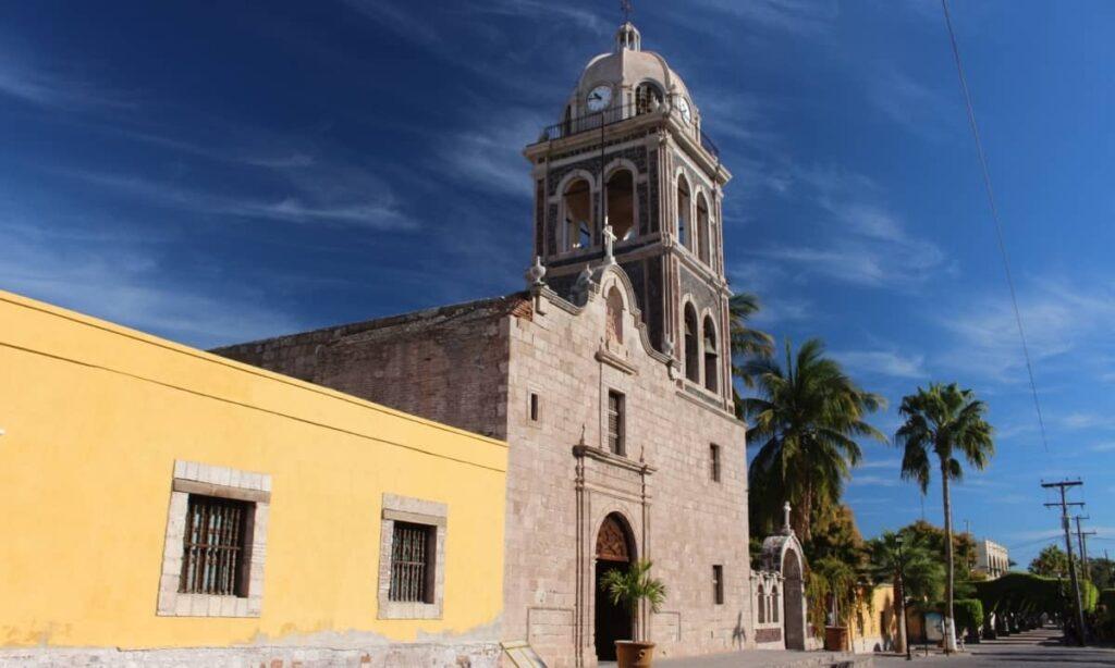 Centro de Loreto BCS