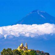 San Pedro Cholula, el orgullo de los poblanos