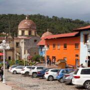 Mineral del Chico, un pintoresco Pueblo Mágico.