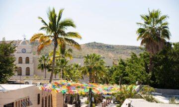 Todos Santos, la joya colonial de Baja California Sur.