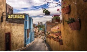 Atlixco, famoso por sus flores y diversidad gastronómica