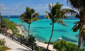Isla Mujeres, un rinconcito de ensueño en el Caribe.