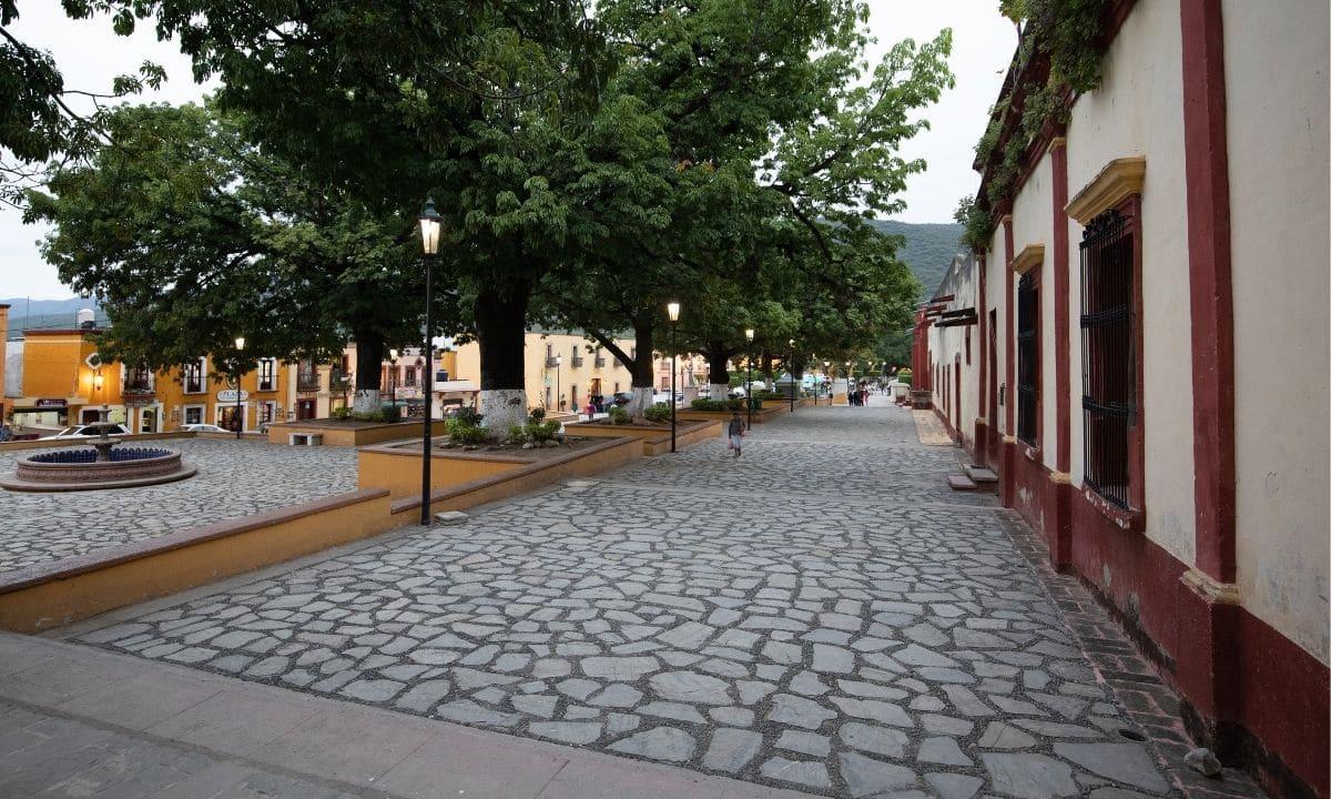 Jalpan de Serra, centro